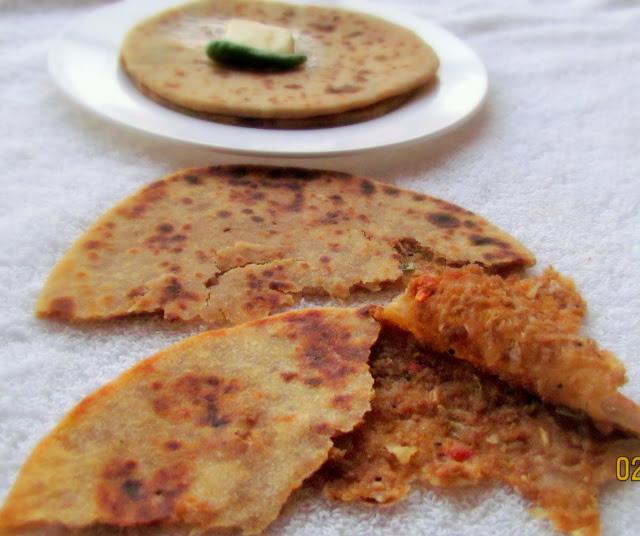 mutton-keema-paratha