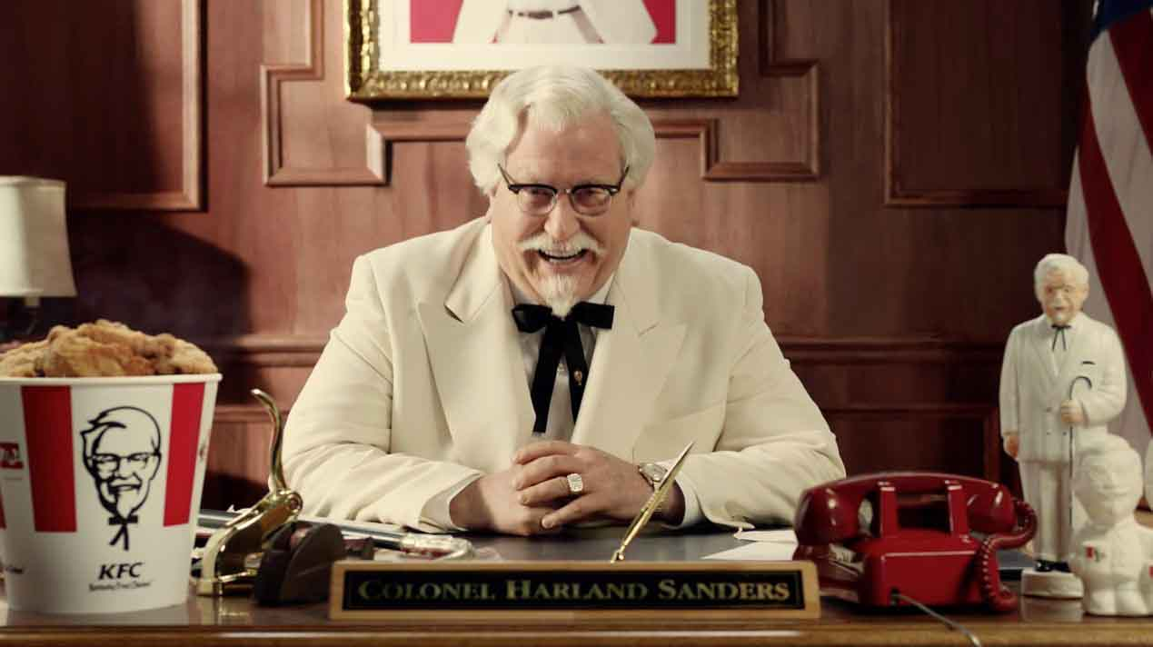KFC's Colonel Sanders Is The Star Of DC Comic's Latest Comic