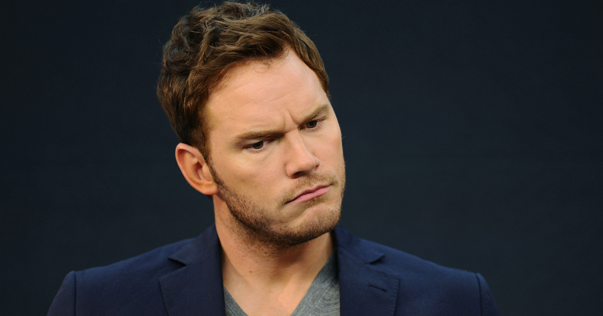 "Did Chris Pratt Just Give Into His ""Crippling Addiction To Desserts""?"
