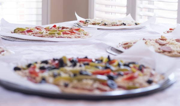 pizza party games hungry