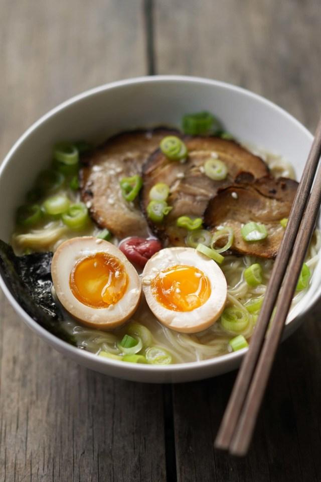 Ramen Eggs (w/ Jammy Yolks) aka Ajitsuke Tamago