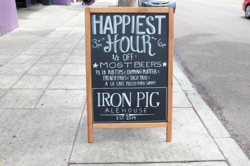 Happy Hour deals!