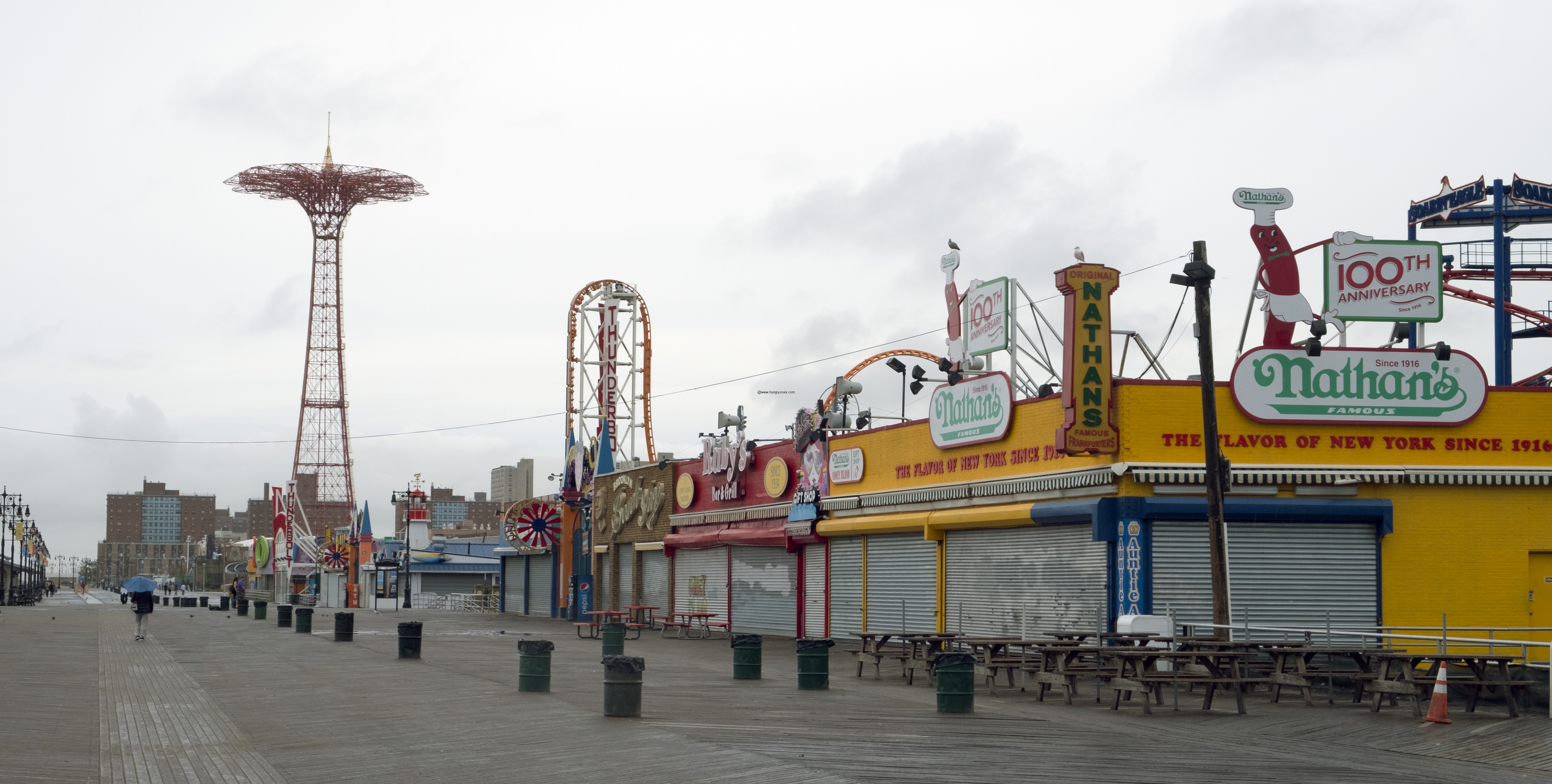 Getting To Coney Island