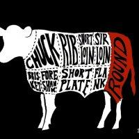 Телешко и говеждо месо - класификация и транжиране