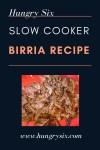 Slow Cooker Birria Pin