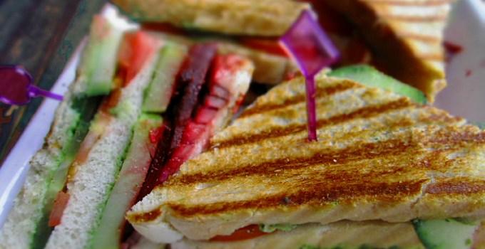 Triple Decker Bombay Sandwich