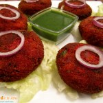 Beetroot & Paneer Cutlets