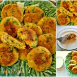 Oats & Vegetable Tikki