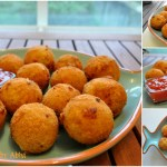 Corn Cheese Balls