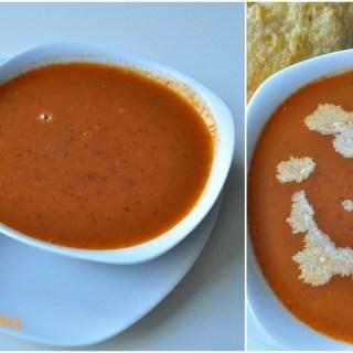 """""""Tomato Rajma Soup"""""""