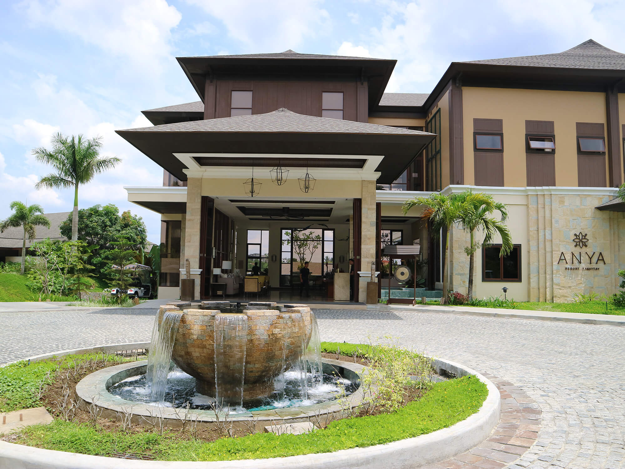 A Taste of Luxury at Anya Resort Tagaytay - Hungry Travel Duo