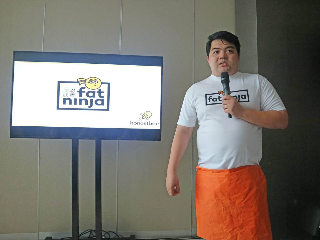Honestbee Philippines Fat Ninja Owner Vincent Rocha