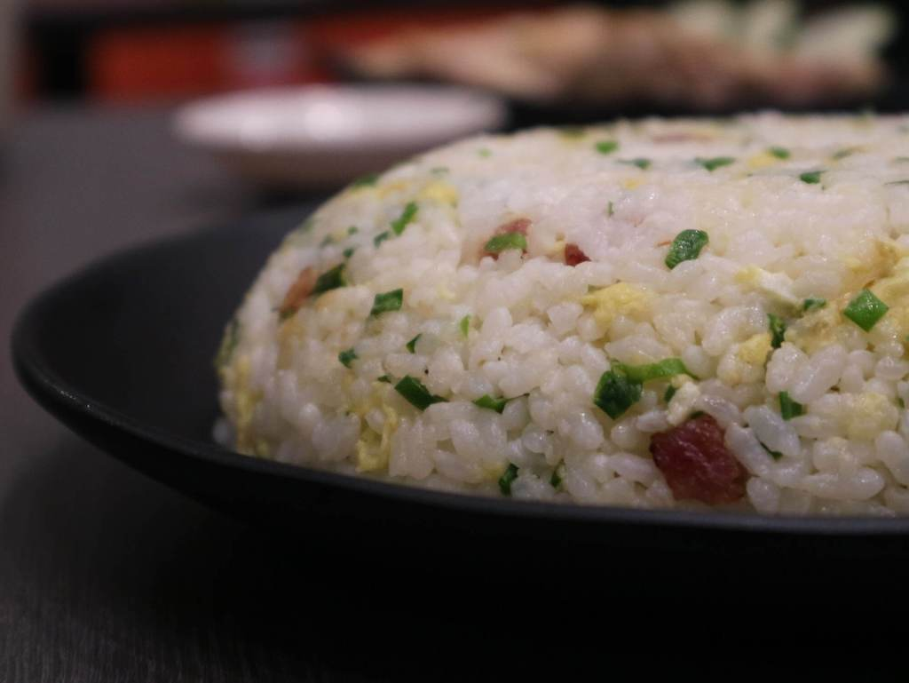 Twa Pak To Chinese Sausage Fried Rice