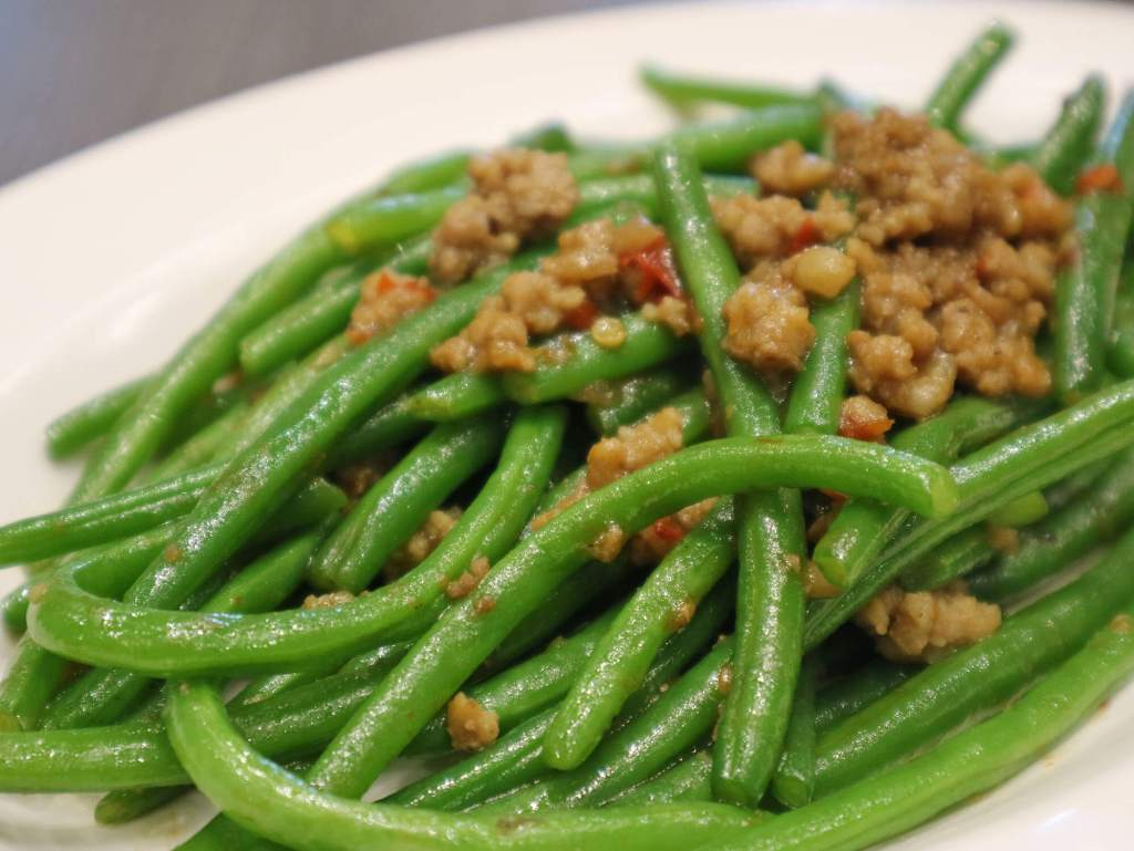 Twa Pak To Spicy String Beans