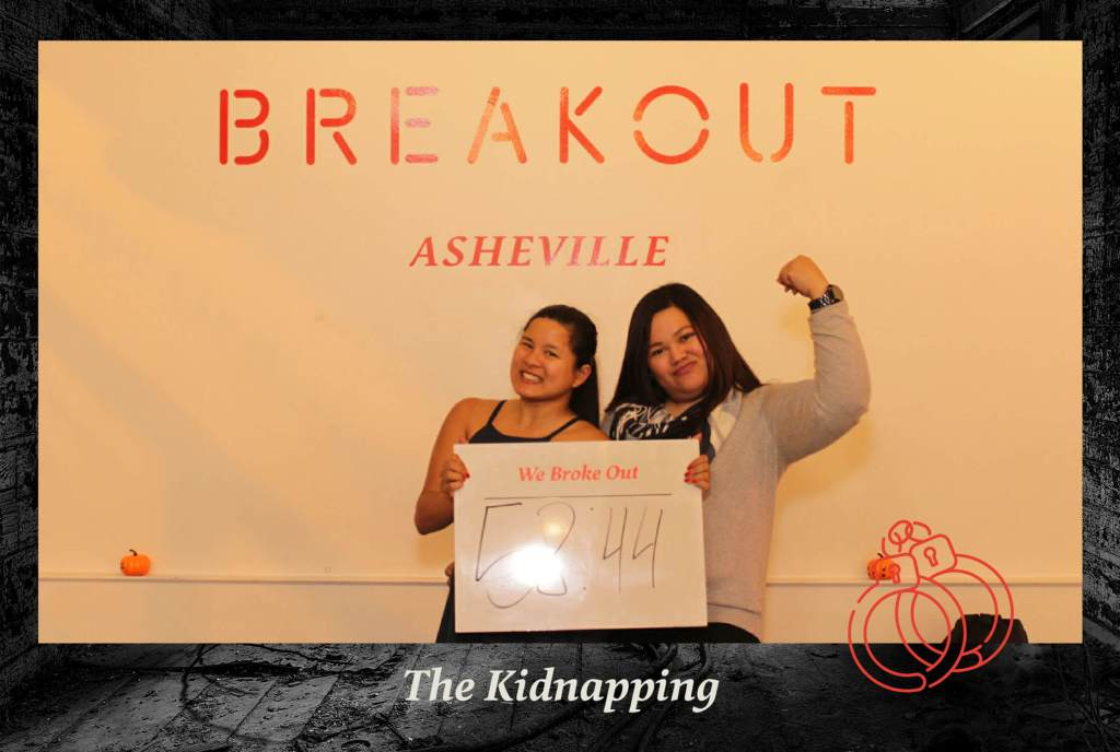 Breakout Games Asheville Photo