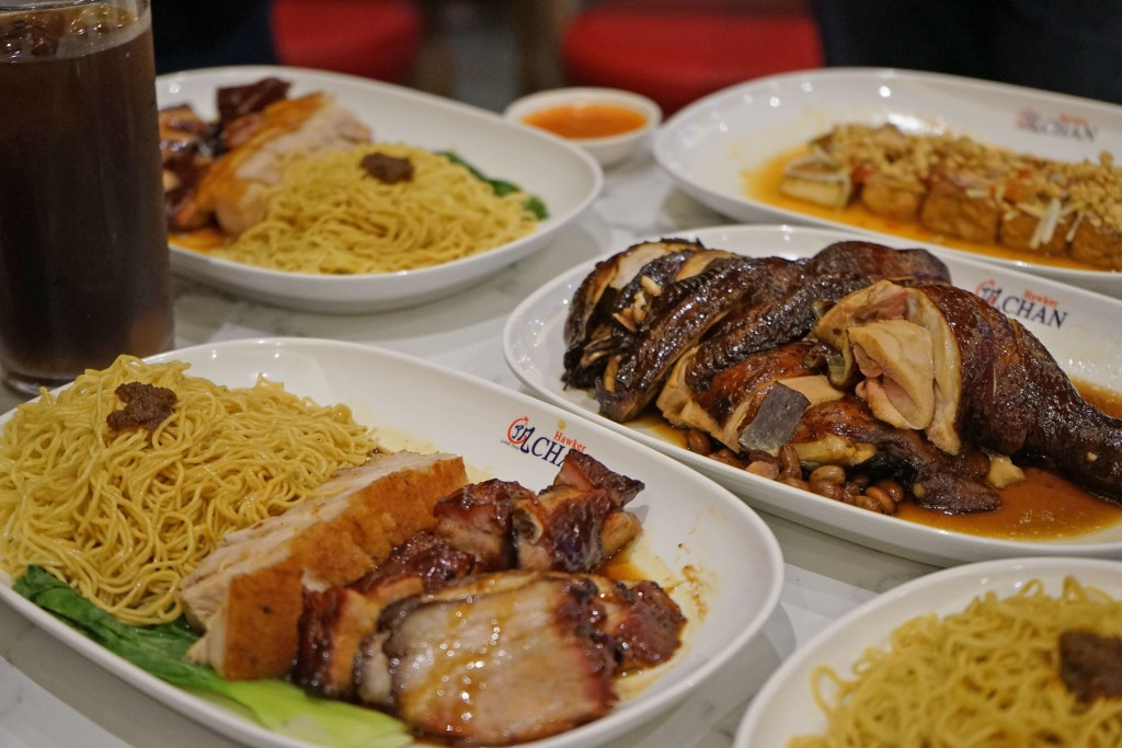 Hawker Chan SM North EDSA Now Open