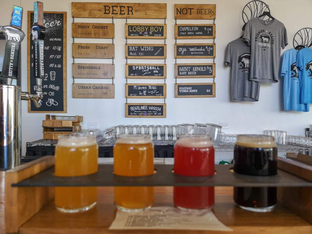 Austin Texas Brewery Tour