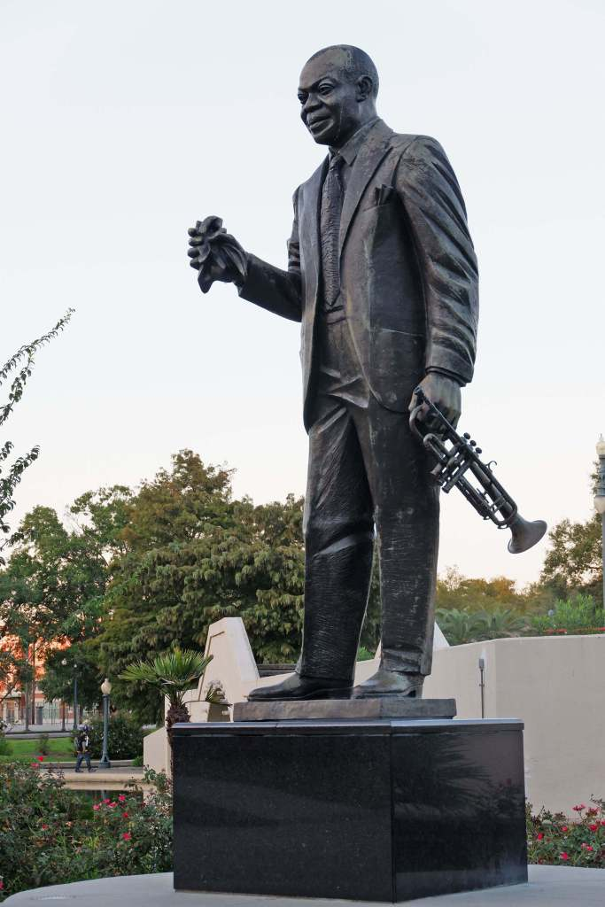 New Orleans Jazz Tour by Urban Adventures Louis Armstrong Monument