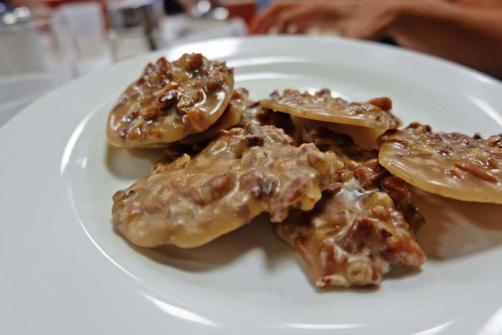 New Orleans School of Cooking Pralines