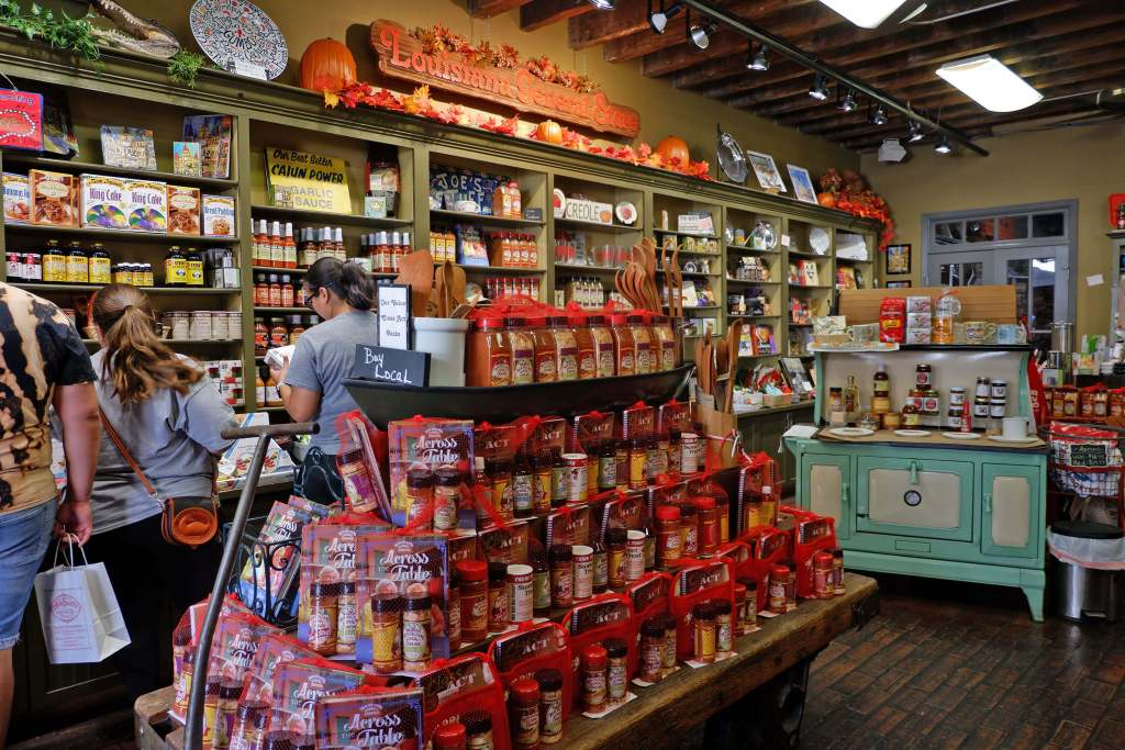 New Orleans School of Cooking - General Store