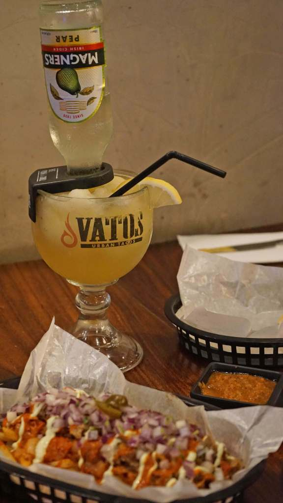 Vatos Urban Tacos - Vatos Ritas Grow A Pear