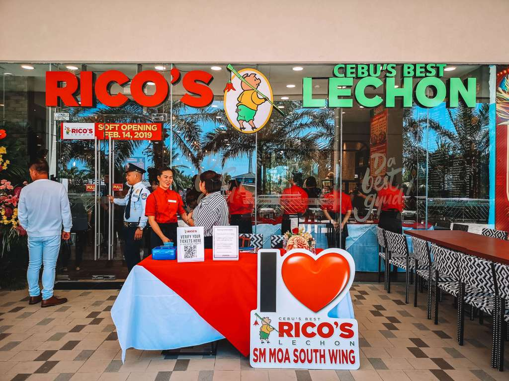 Ricos Lechon Mall of Asia