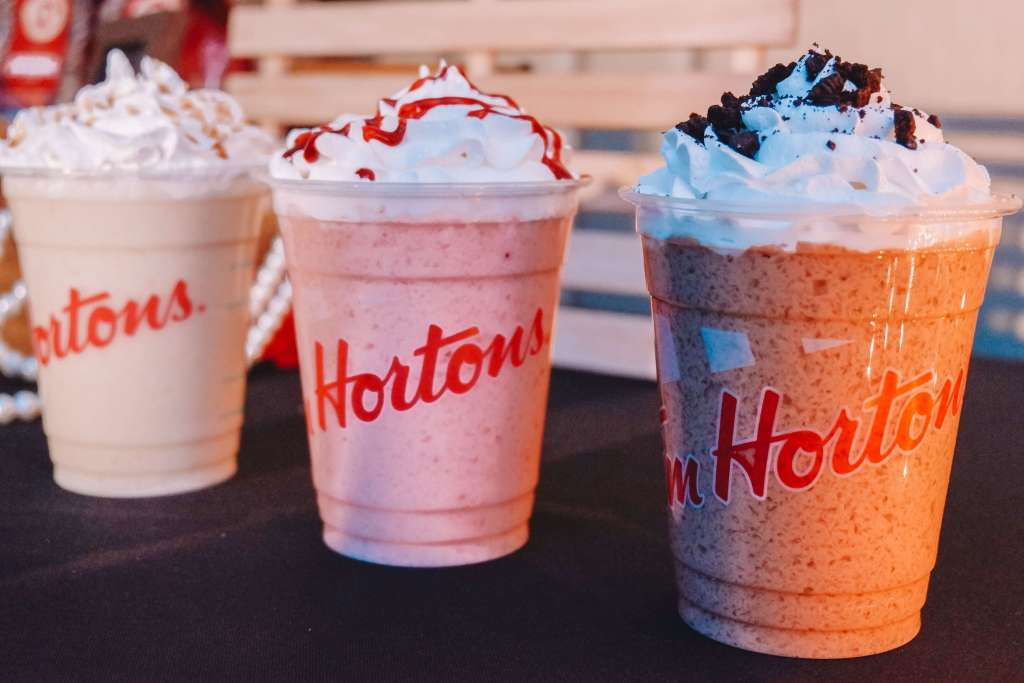 Tim Hortons Summer Offers
