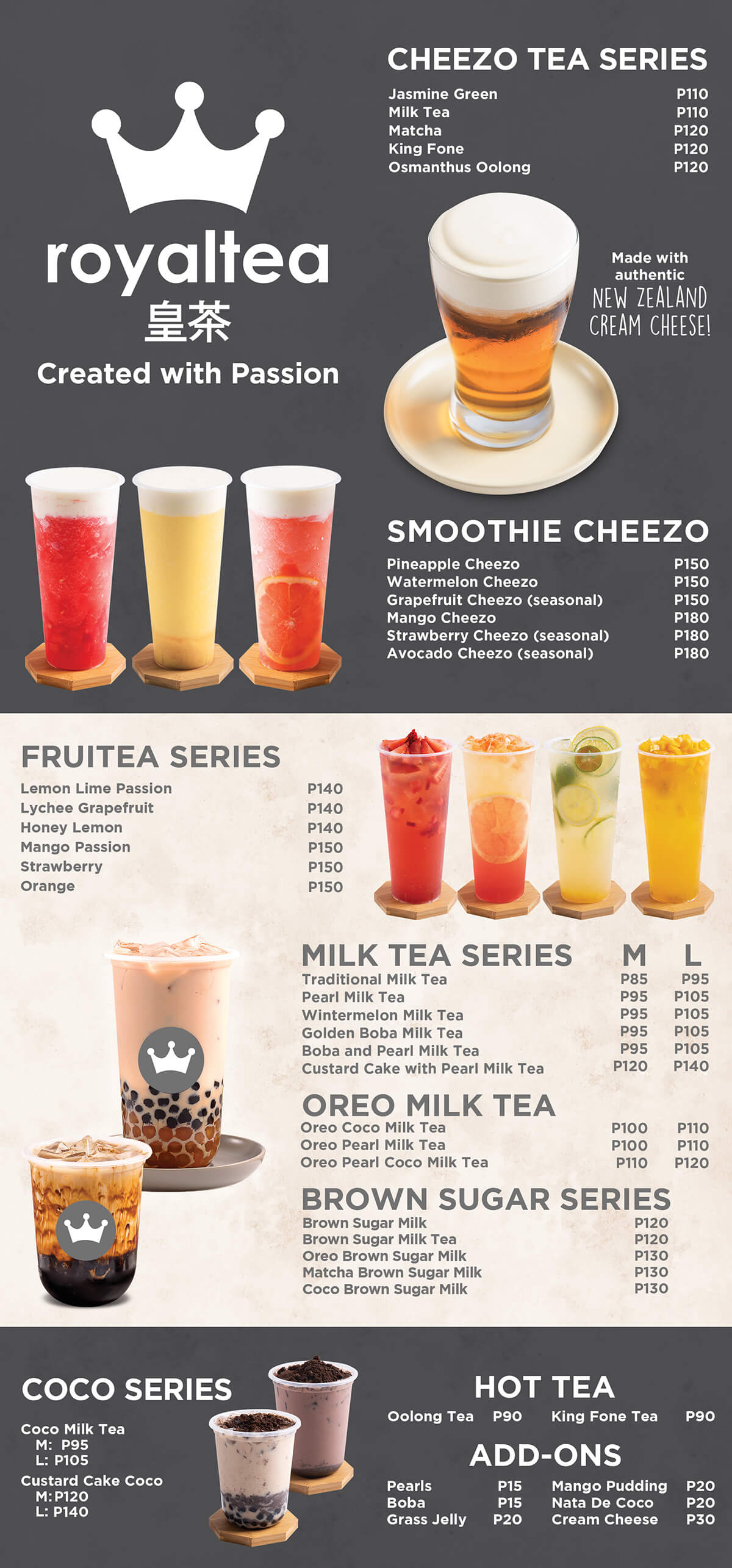 RoyalTea Philippines Opens May 15 in Taft, Manila! - Hungry