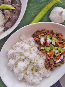 Lydia's Lechon 55 Years Celebration - Sisig
