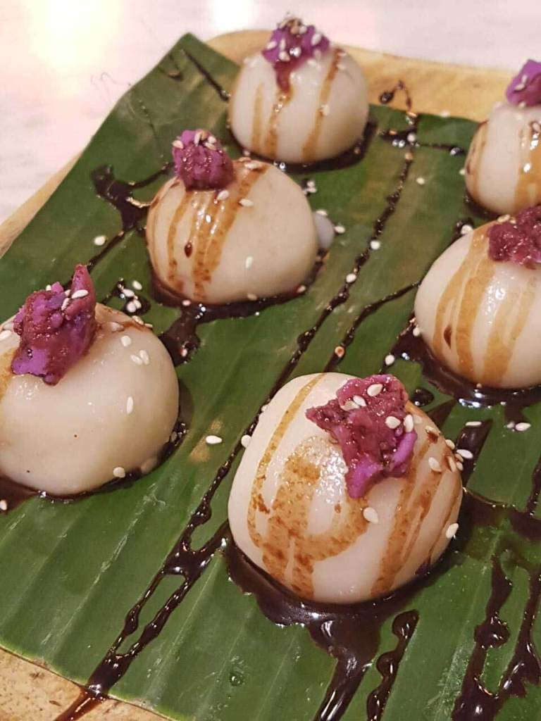 Tiyo Craft Kitchen and Bar- Palitaw Mochi