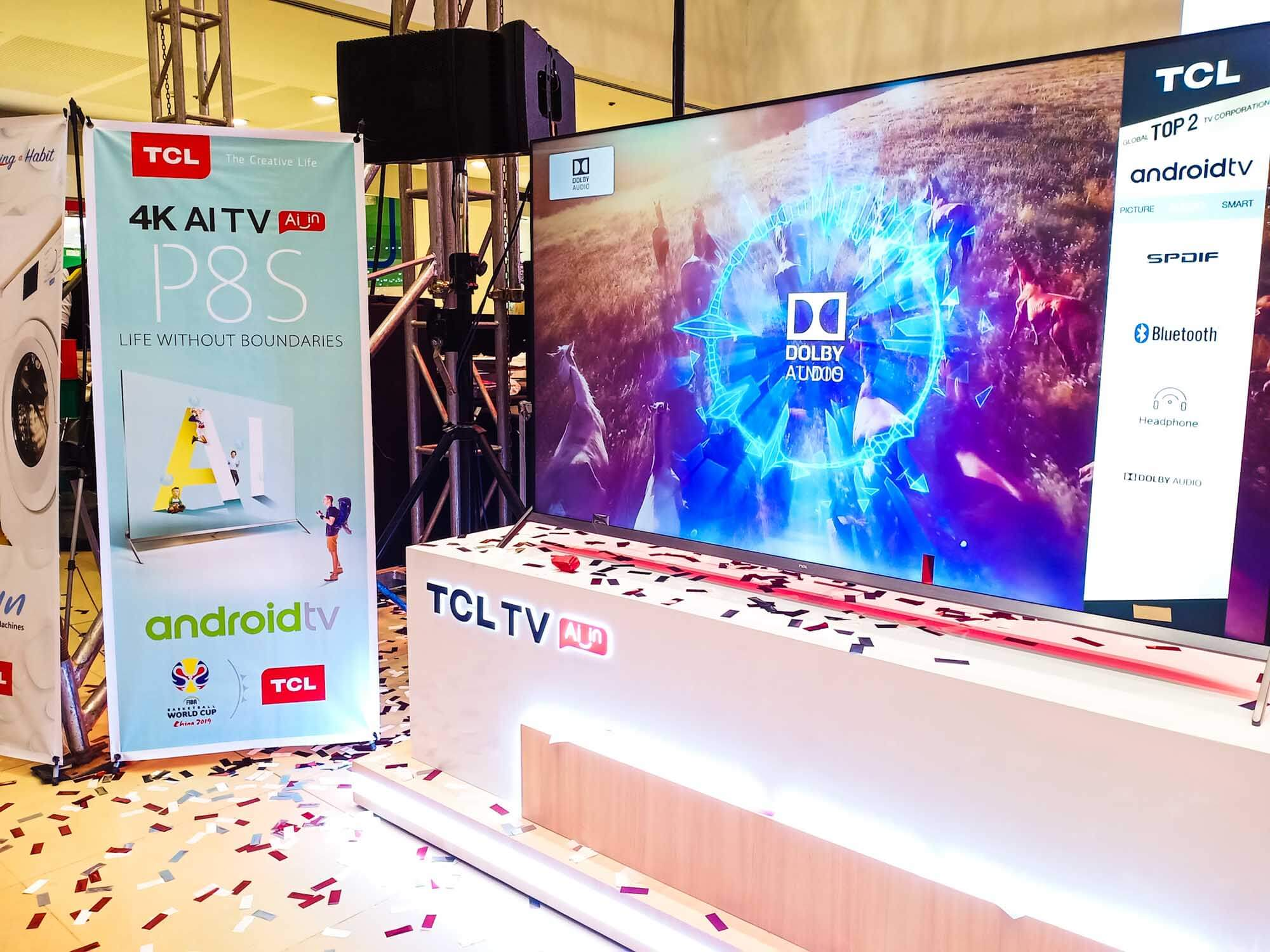 TCL Philippines' 2019 AI TV and Whitelines Series - Hungry