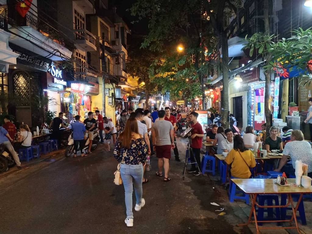 Hanoi Food Tour Old Quarter - Street Food Walking Tour