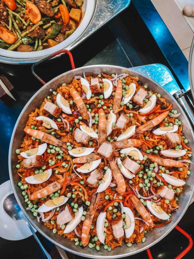 Quezon Buffet in Fisher Mall