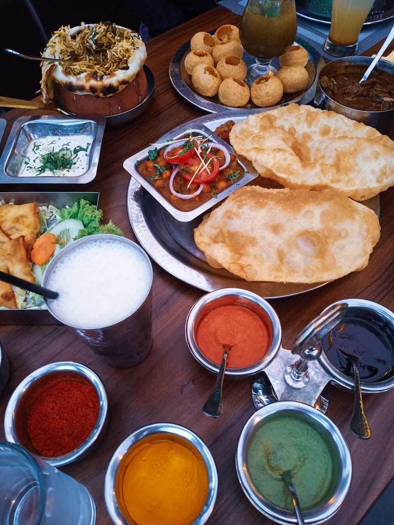Royal Indian Curry House Eastwood - Sweet Lassi