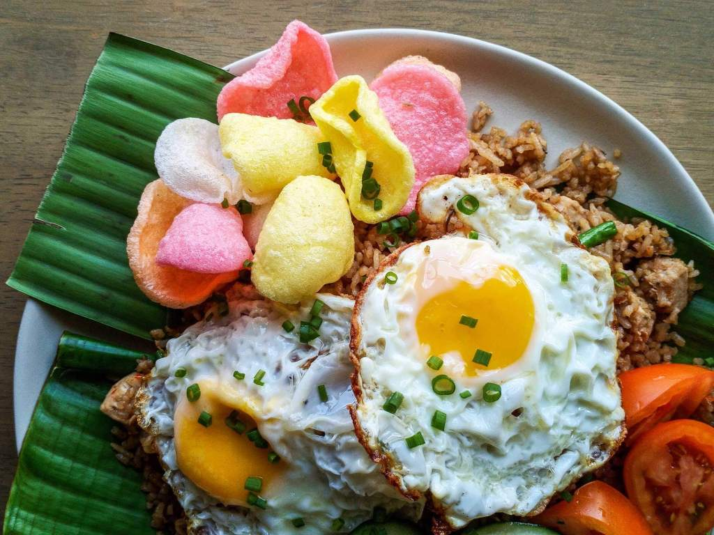 Boa Kitchen and Socials - Nasi Goreng