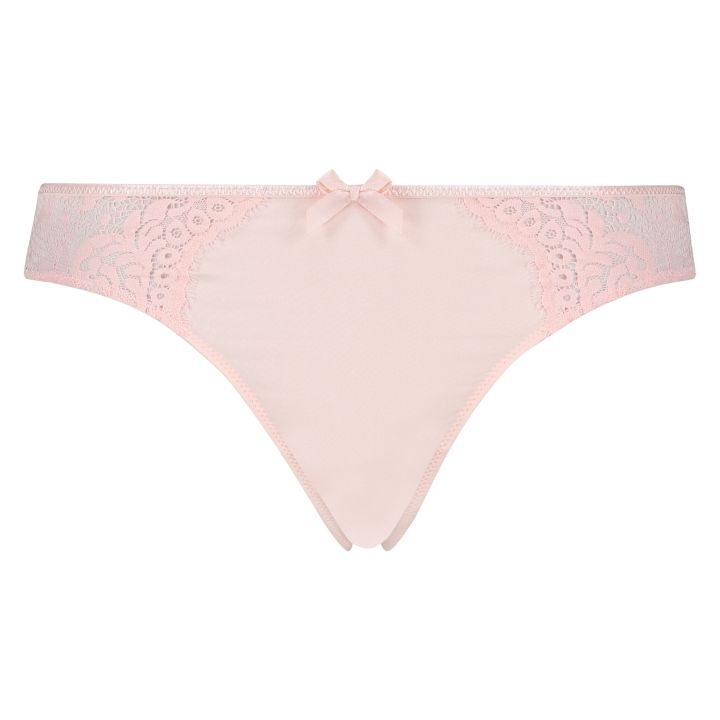 G-streng Willow, pink