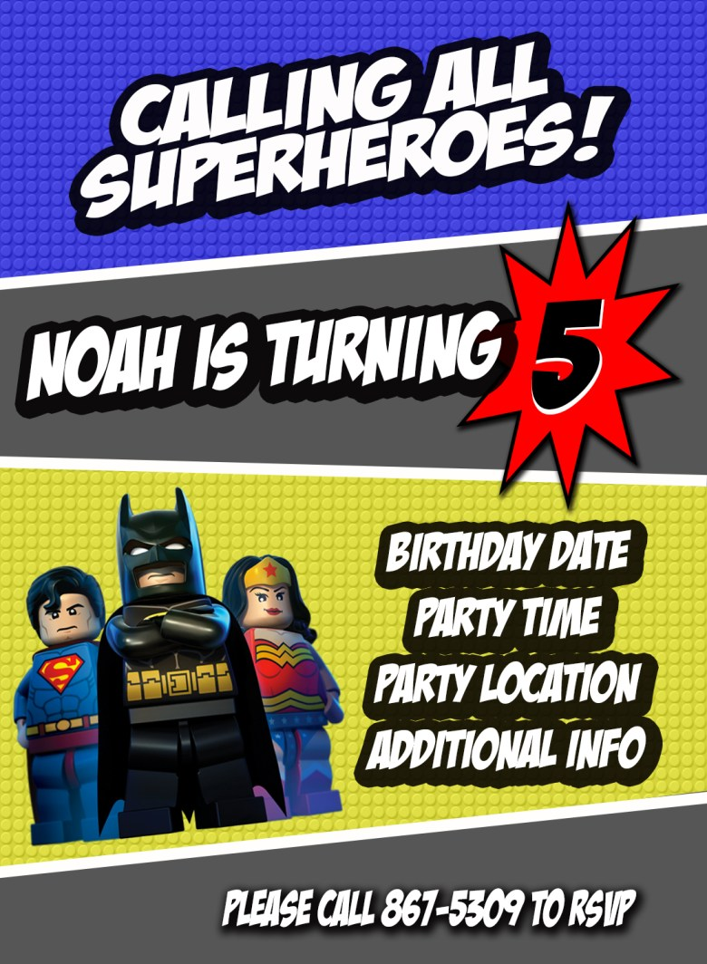 Get Inspired By These Lego Batman Birthday Party Ideas