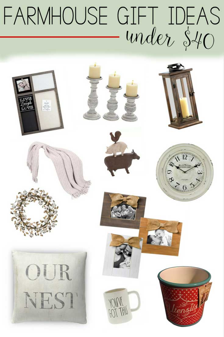 50 Farmhouse Gift Ideas Under 50 Hunny I M Home