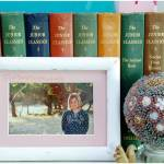 god says DIY picture frame