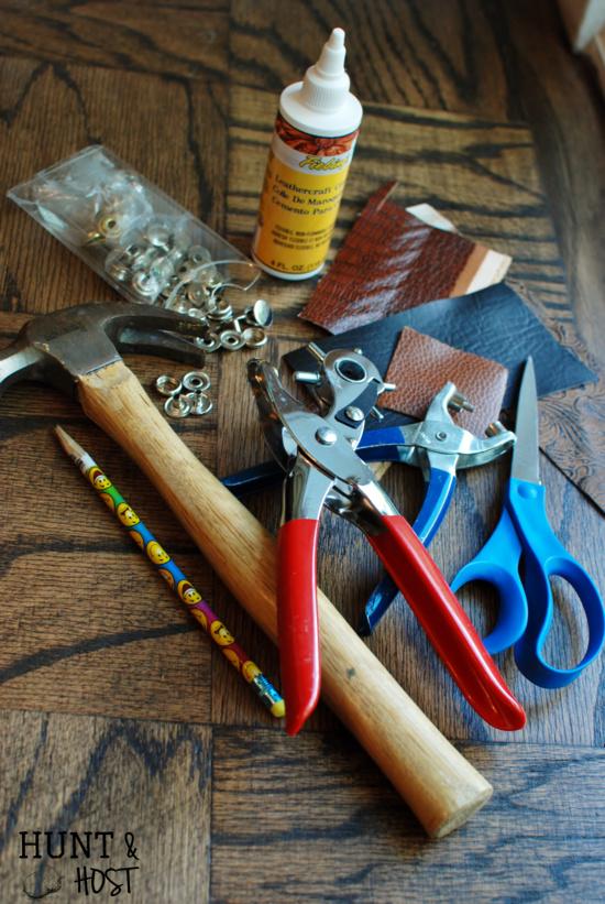 DIY brooch bracelet tutorial, jewelry making supplies