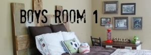 home tour boys room hunt and host