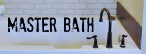 master bath button