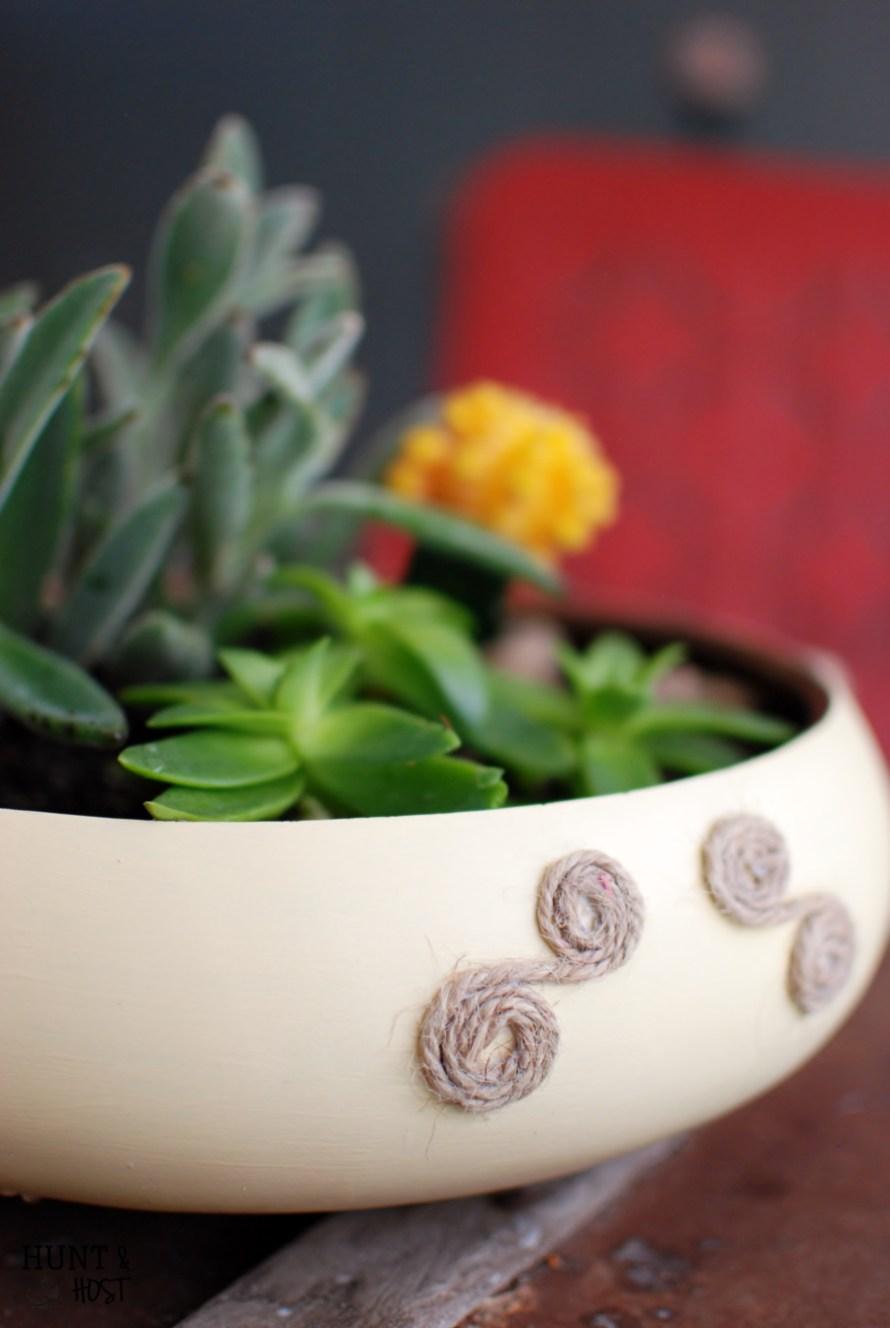 DIY Wooden Salad Bowl Makeover Tutorial