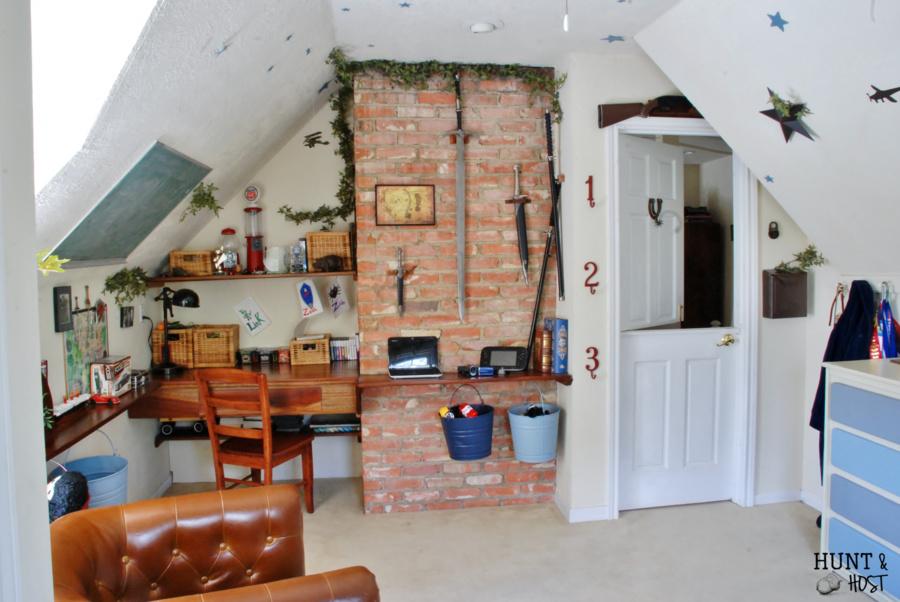 European cottage home tour
