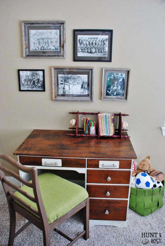 tiered corner shelf two ways