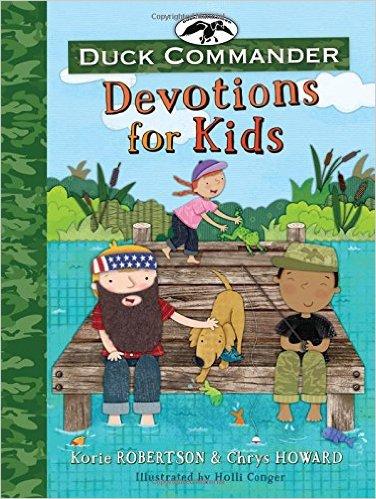 Duck Dynasty childrens book
