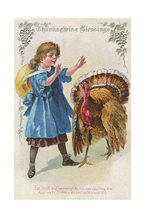 girl-and-turkey