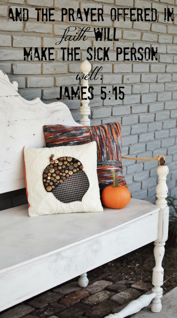 james 5 15 power of prayer
