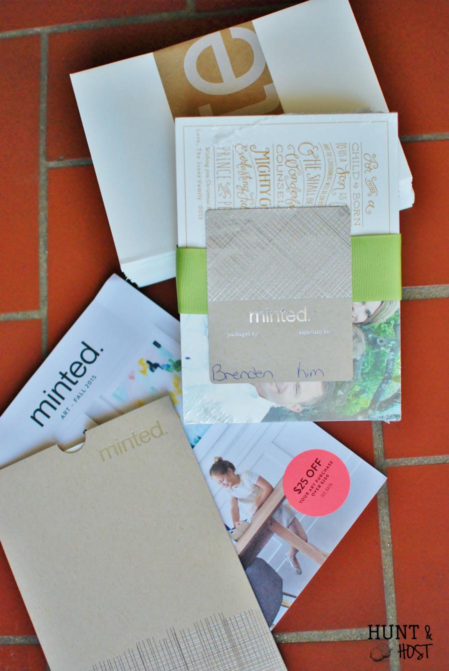 why send christmas cards minted huntandhostnet - Send Christmas Cards