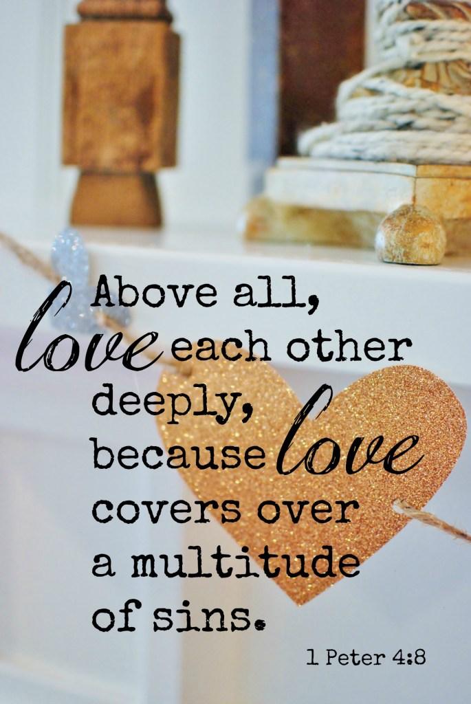 above all else valentine
